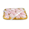 BLACKCURRANT MARSHMALLOW PASTILA WITH WHITE CHOCOLATE FILLING